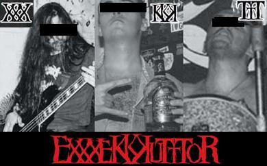 Exxxekkkutttor - Photo