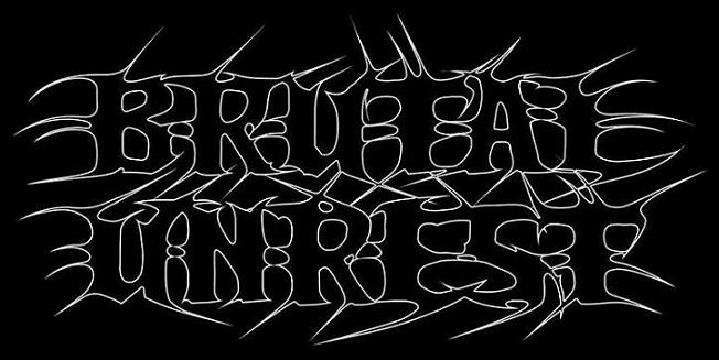 Brutal Unrest - Logo