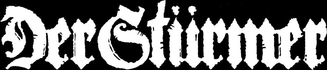 Der Stürmer - Logo