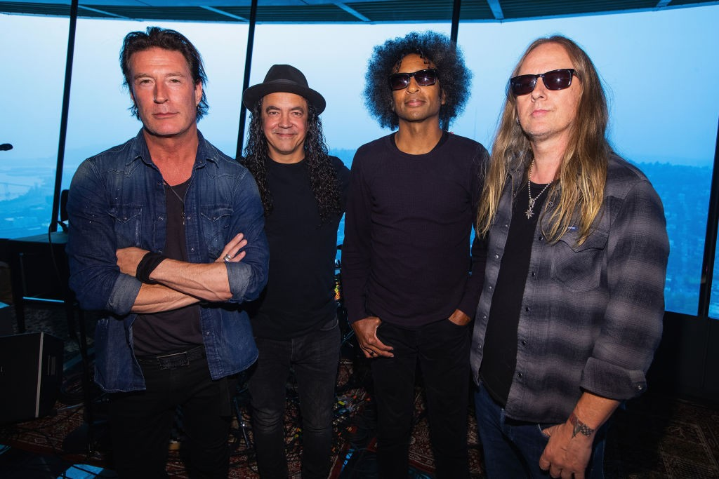 Alice in Chains - Photo