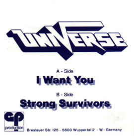 Universe - I Want You