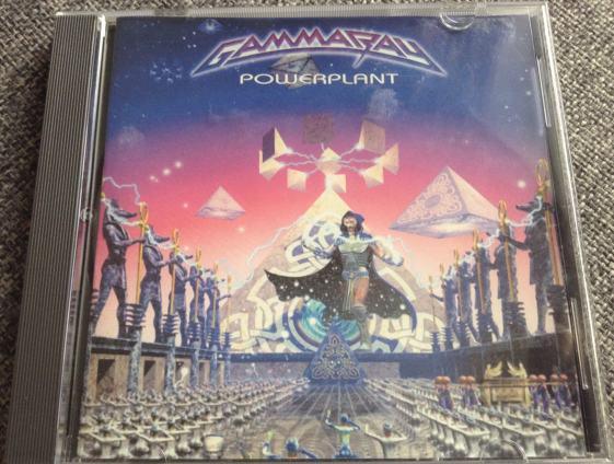 Gamma Ray - Power Plant