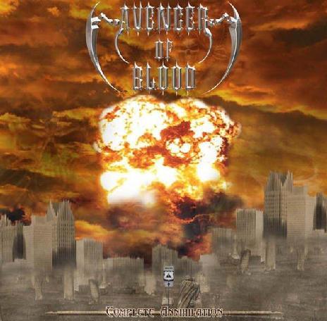 Avenger of Blood - Complete Annihilation