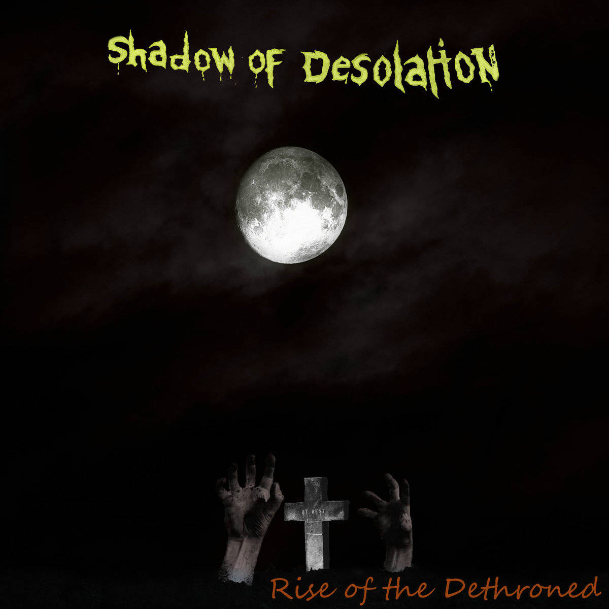 Shadow of Desolation - Rise of the Dethroned