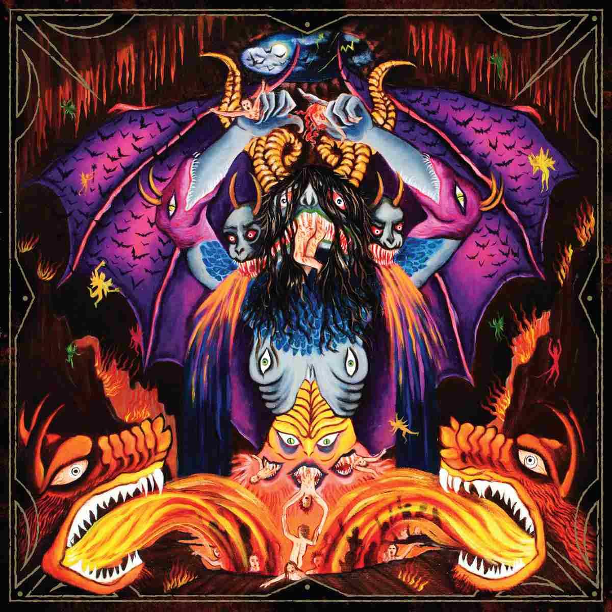 Devil Master - Satan Spits on Children of Light