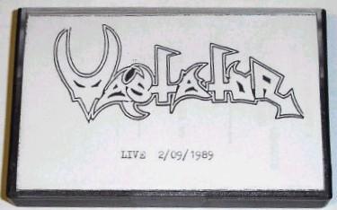Vastator - First Blood - Live 02/09/1989