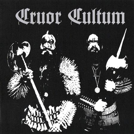 Cruor Cultum - Bloody Days On The Altar