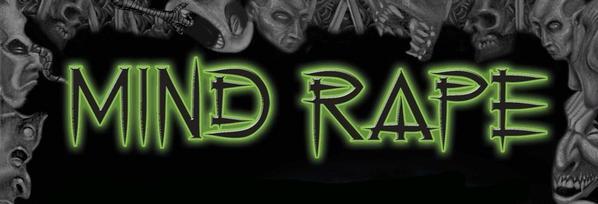 Mindrape - Logo