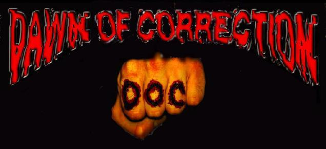 Dawn of Correction - Logo