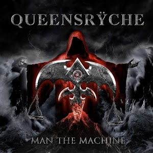 Queensrÿche - Man the Machine