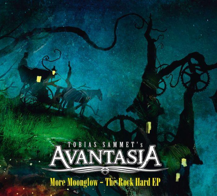 Avantasia - More Moonglow - The Rock Hard EP