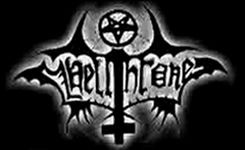 Hellthrone - Logo