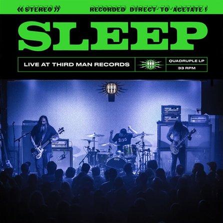 Sleep - Live at Third Man Records