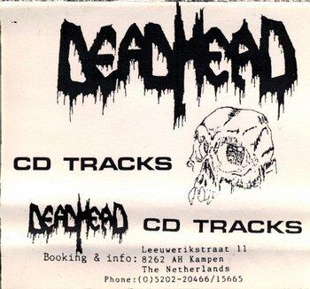 Dead Head - CD Tracks