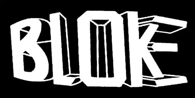 Bloke - Logo