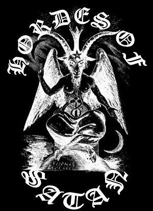 Hordes of Satan - Logo