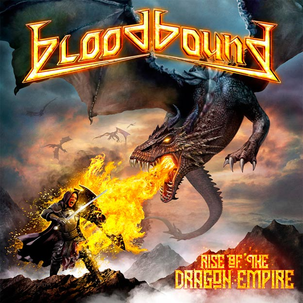 Bloodbound — Rise Of The Dragon Empire (2019)
