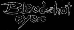 Bloodshot Eyes - Logo