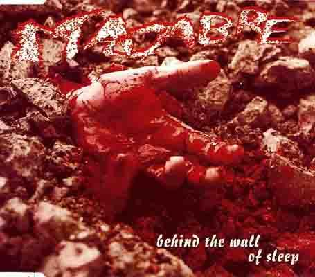 Macabre - Behind the Wall of Sleep