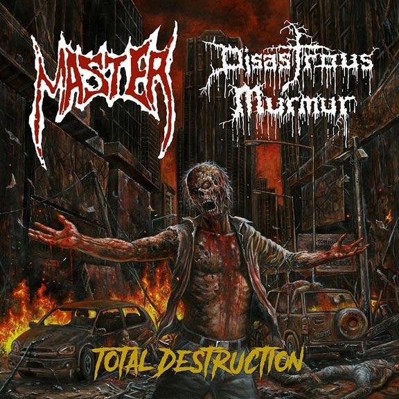 Disastrous Murmur / Master - Total Destruction