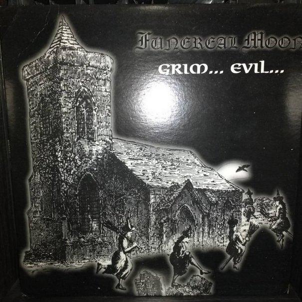 Funereal Moon - Grim... Evil...