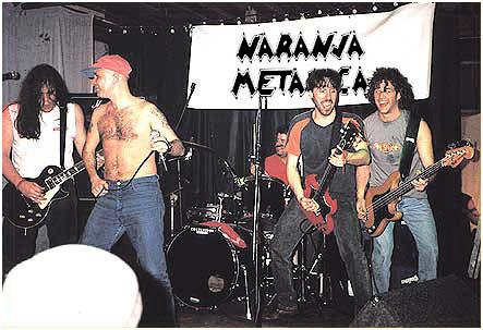 Naranja Metalica - Photo