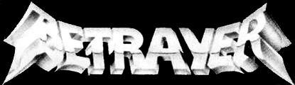 Betrayer - Logo