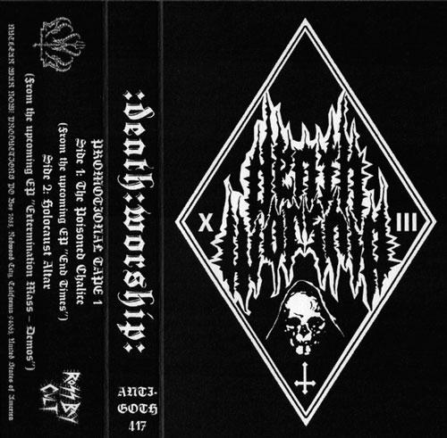 Death Worship - Promo Tape I