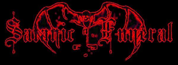 Satanic Funeral - Logo