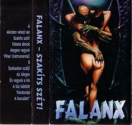 Falanx - Szakíts szét!