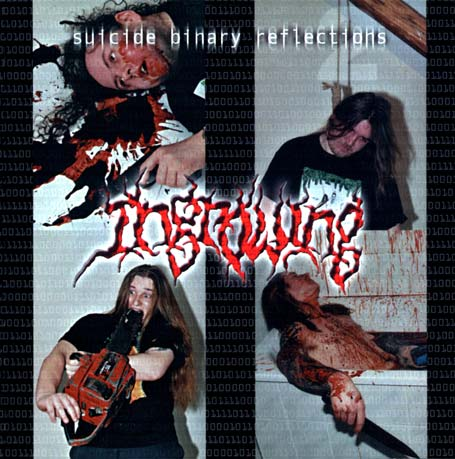 Ingrowing - Suicide Binary Reflections