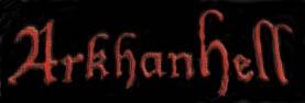 Arkhanhell - Logo