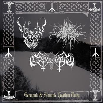 Czarnobog / Necro Forest / Valosta Varjoon - Germanic & Slavonic Heathen Unity