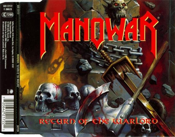 Manowar - Return of the Warlord