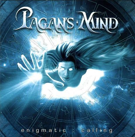 Pagan's Mind - Enigmatic : Calling