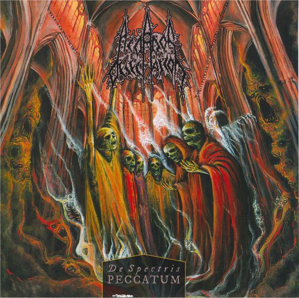 Nidaros Desecration - De Spectris Peccatum