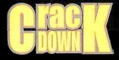 Crackdown - Logo