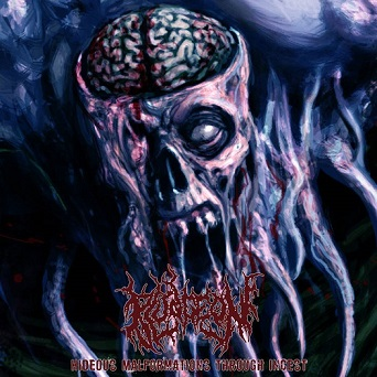 Bludgeon - Hideous Malformations Through Incest
