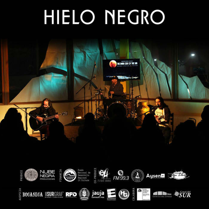 Hielo Negro - The Dark Side of the Sur