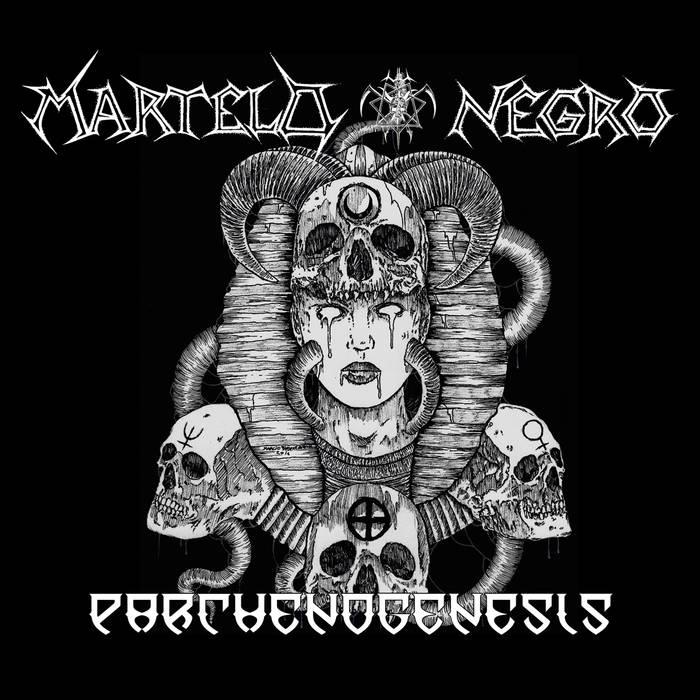 Martelo Negro - Parthenogenesis
