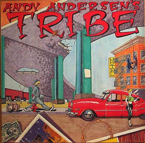Andy Andersen's Tribe - Andy Andersen's Tribe