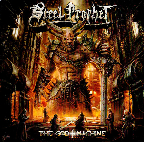 Steel Prophet — The God Machine (2019)