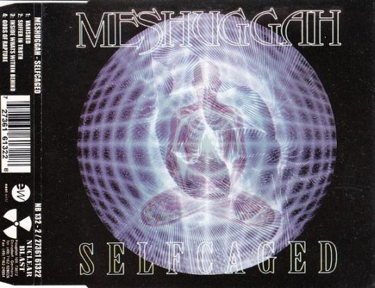 Meshuggah - Selfcaged