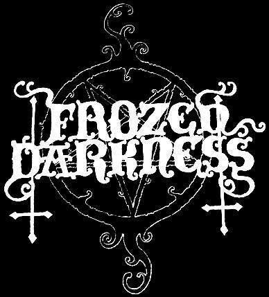 Frozen Darkness - Logo