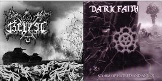 Belzec / Dark Faith - Belzec / Dark Faith