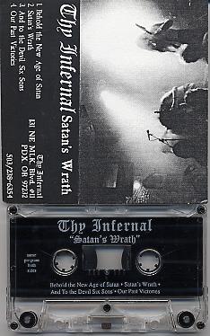 Thy Infernal - Satan's Wrath