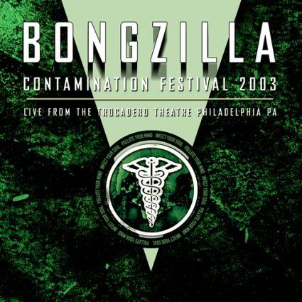 Bongzilla - Contamination Festival 2003