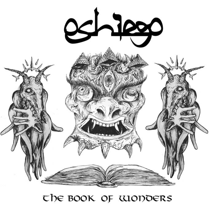Oshiego - The Book of Wonders