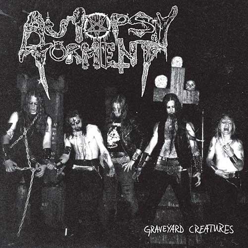 Autopsy Torment - Graveyard Creatures
