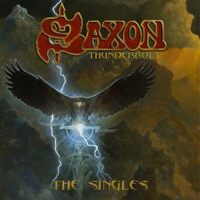 Saxon - Thunderbolt: The Singles